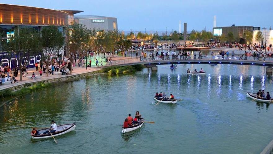 Intu vende el mayor centro comercial de España por 475 millones