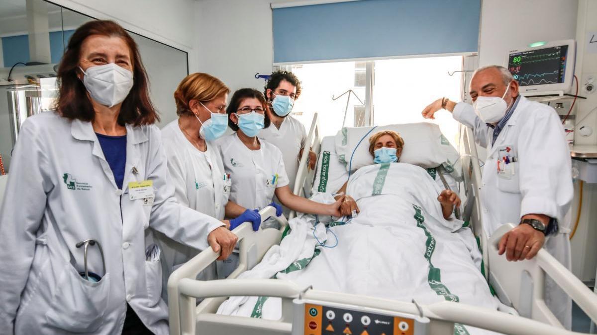 El covid acelera la apertura de una unidad cardiológica para liberar las ucis