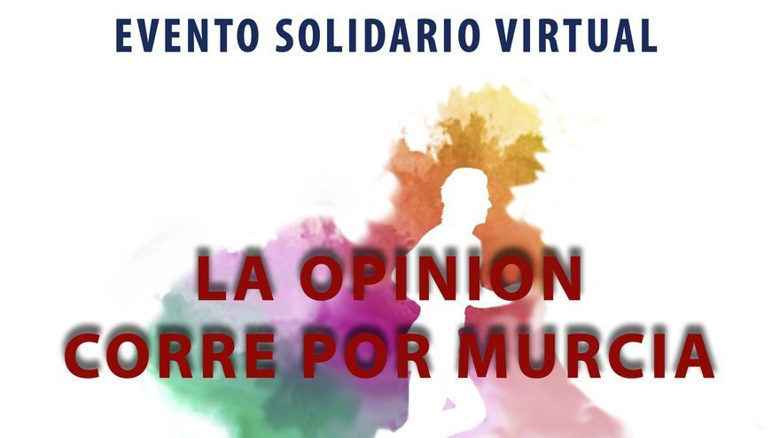 Carrera Solidaria Virtual 'Corre por Murcia'