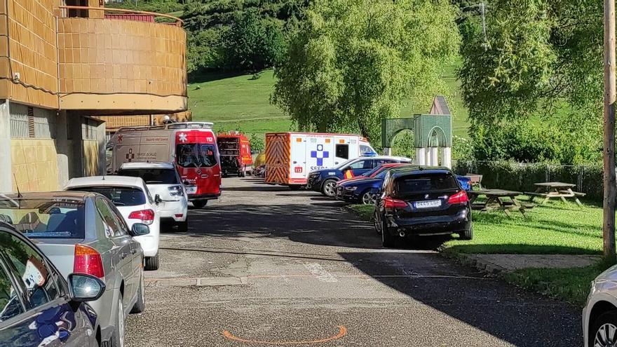 Fallece el conserje de un instituto de Oviedo aplastado por el ascensor del centro