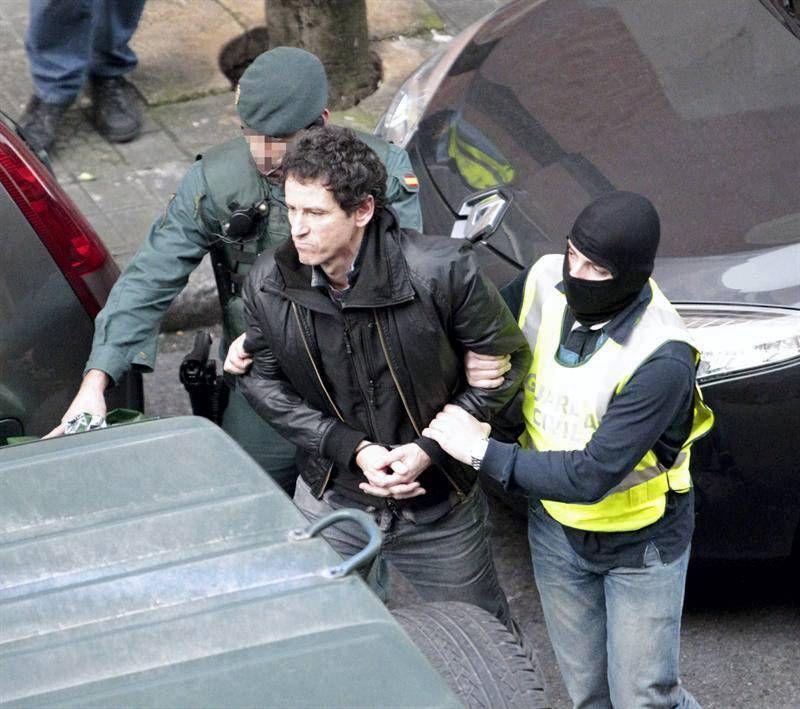 Fotogalería: Operación policial contra los abogados de presos de ETA