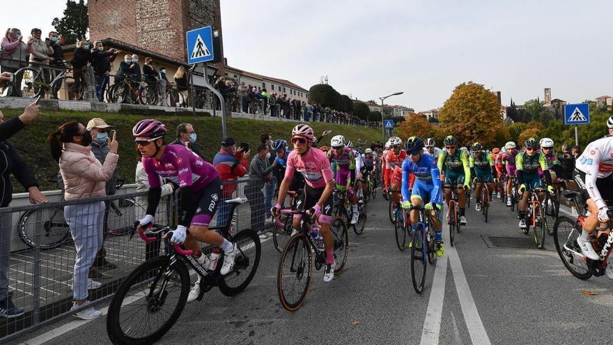 Sigue en directo la etapa de hoy del Giro: Bassano de Grappa-Madonna di Campiglio