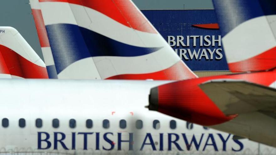 British Airways denuncia el robo de datos a sus clientes