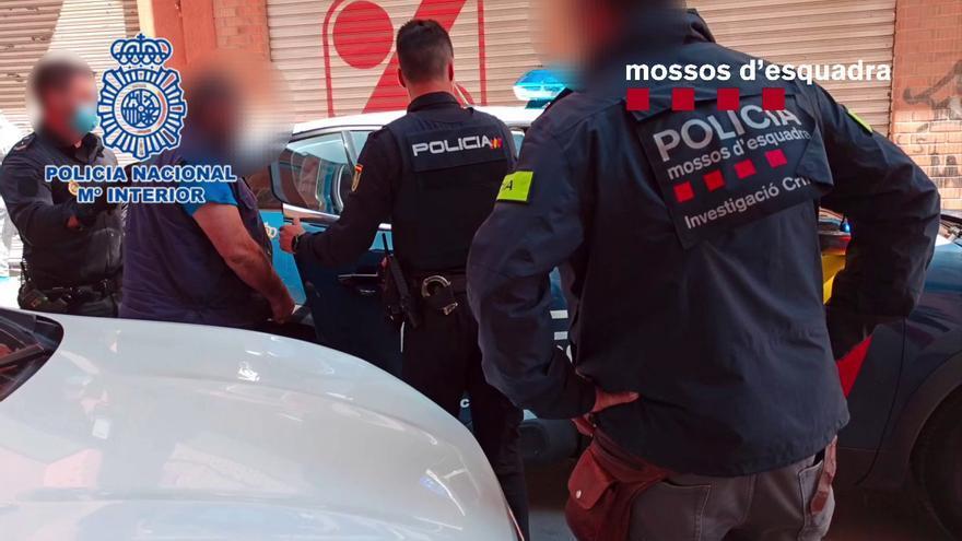 """Detenido en Alicante """"el Califa del hachís"""" por un alijo de 3.600 kilos desembarcado en Tarragona en 2017"""