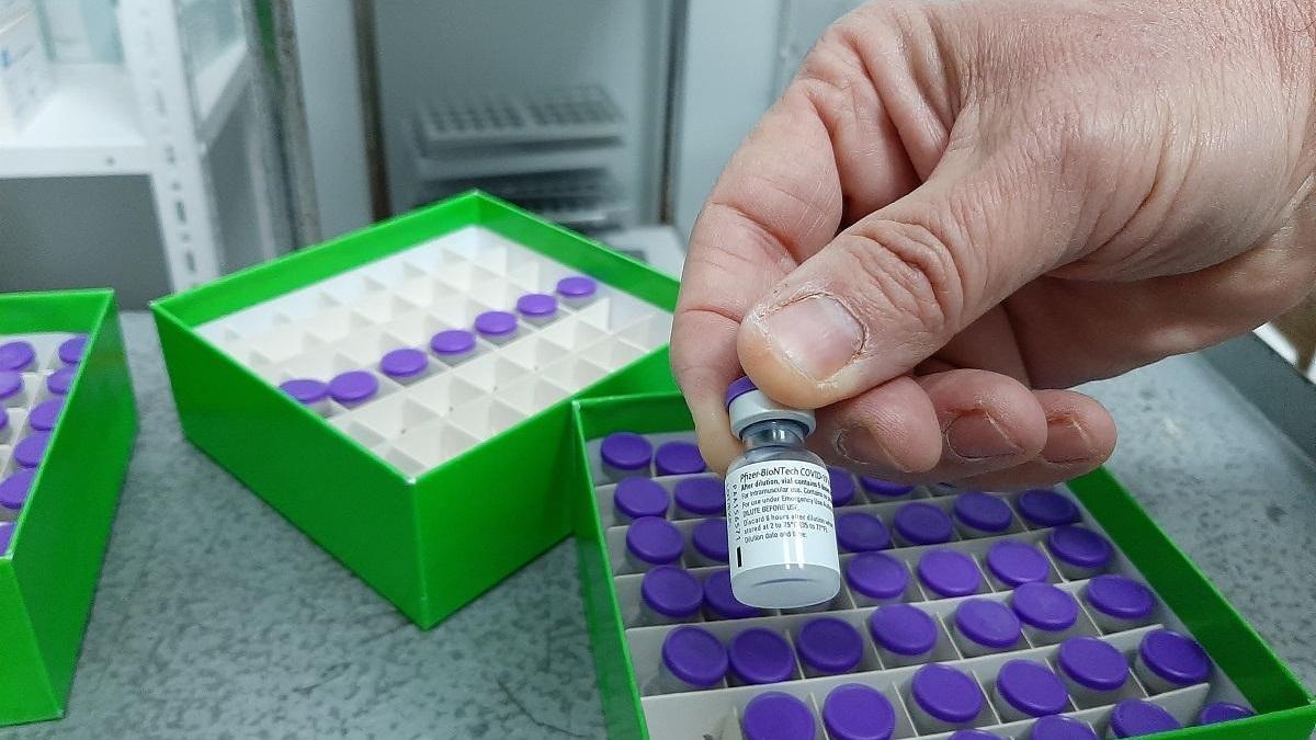 Más de 78.500 andaluces han recibido las dos dosis de la vacuna del covid