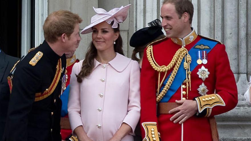 Última aparición pública de Kate Middleton antes de dar a luz