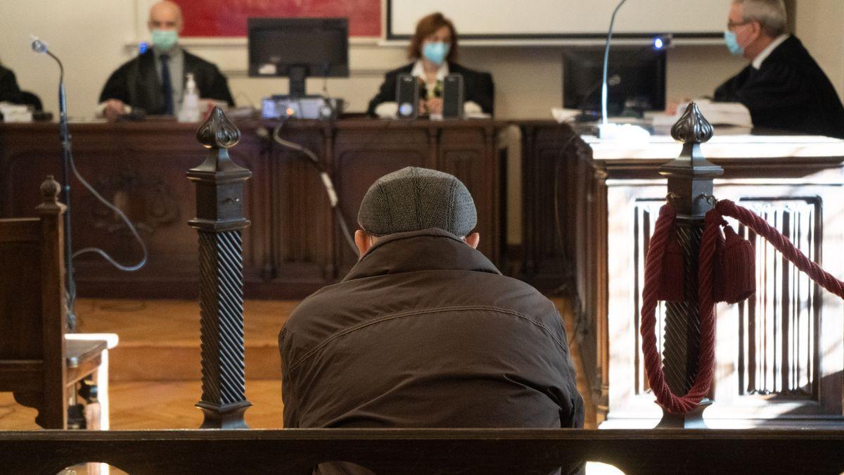 El juicio por agresión sexual en Zamora.