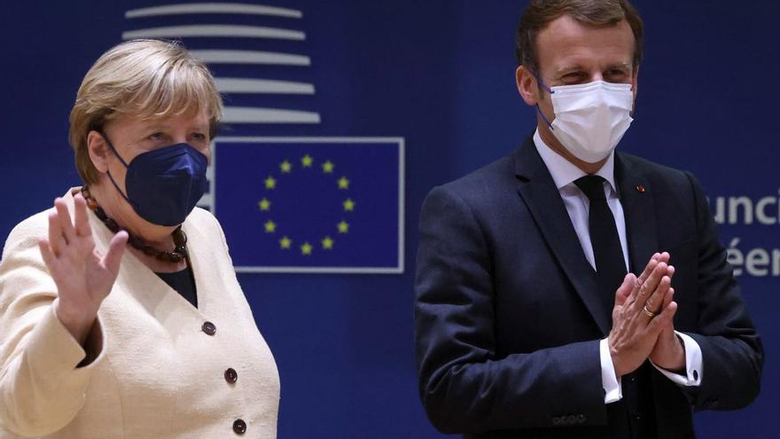 Merkel rebaja la tensión con Polonia por el Estado de derecho