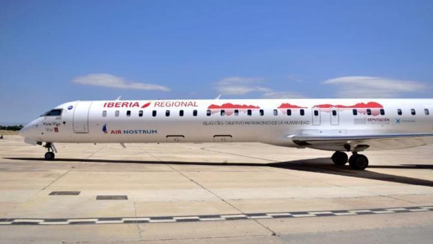 Air Nostrum sucht auf Mallorca Kabinenpersonal
