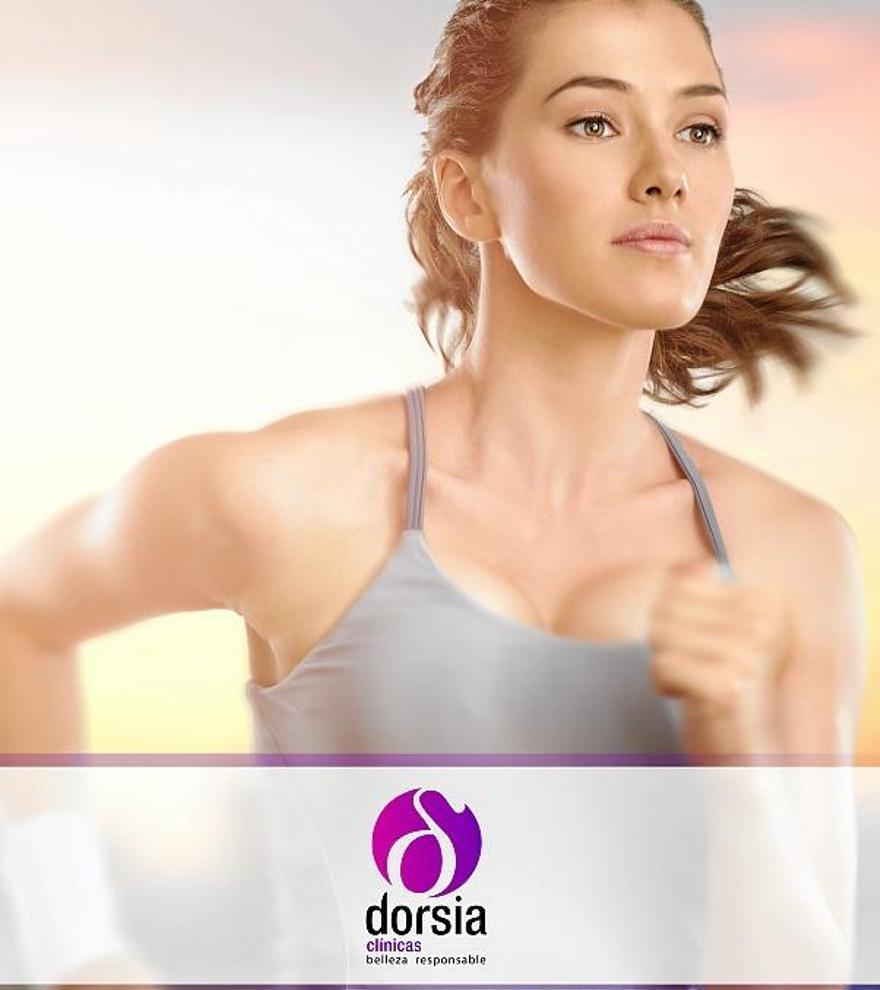 Clínicas Dorsia apoya a las mujeres que corren