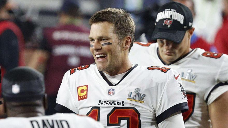Tom Brady conquista su séptima Superbowl con el triunfo de Tampa ante Kansas
