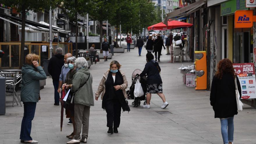 Galicia vuelve a rozar los 200 contagios de COVID en un día