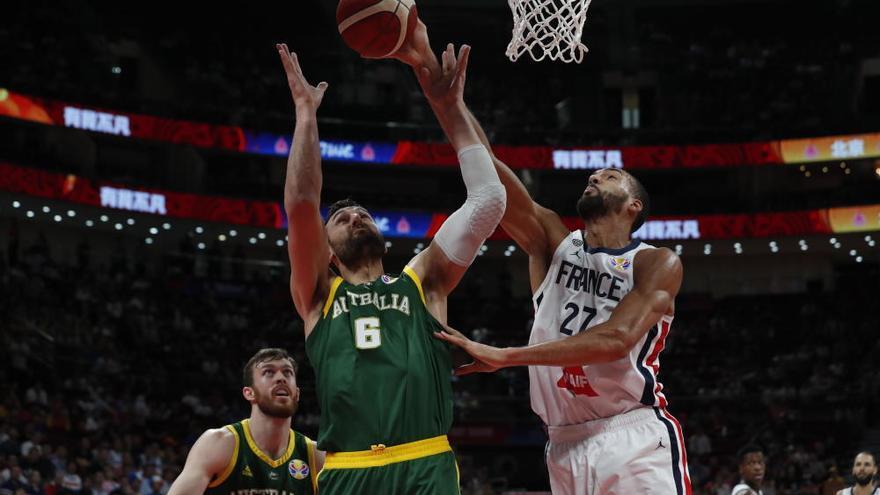 Mundial de baloncesto: Francia repite bronce tras remontar a Australia