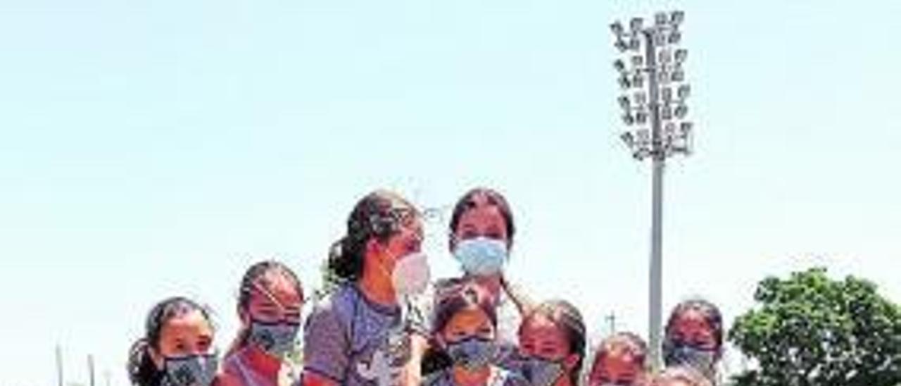 Las alevines de Silla fueron segunda,s los chicos terceros en el Campeonato Provincial. | C.A. S.