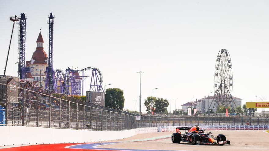 F1: Horarios y televisión del GP de Rusia