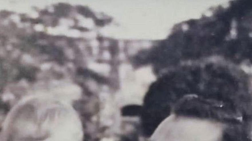 El niño que llevaba los rollos de las películas de un cine a otro