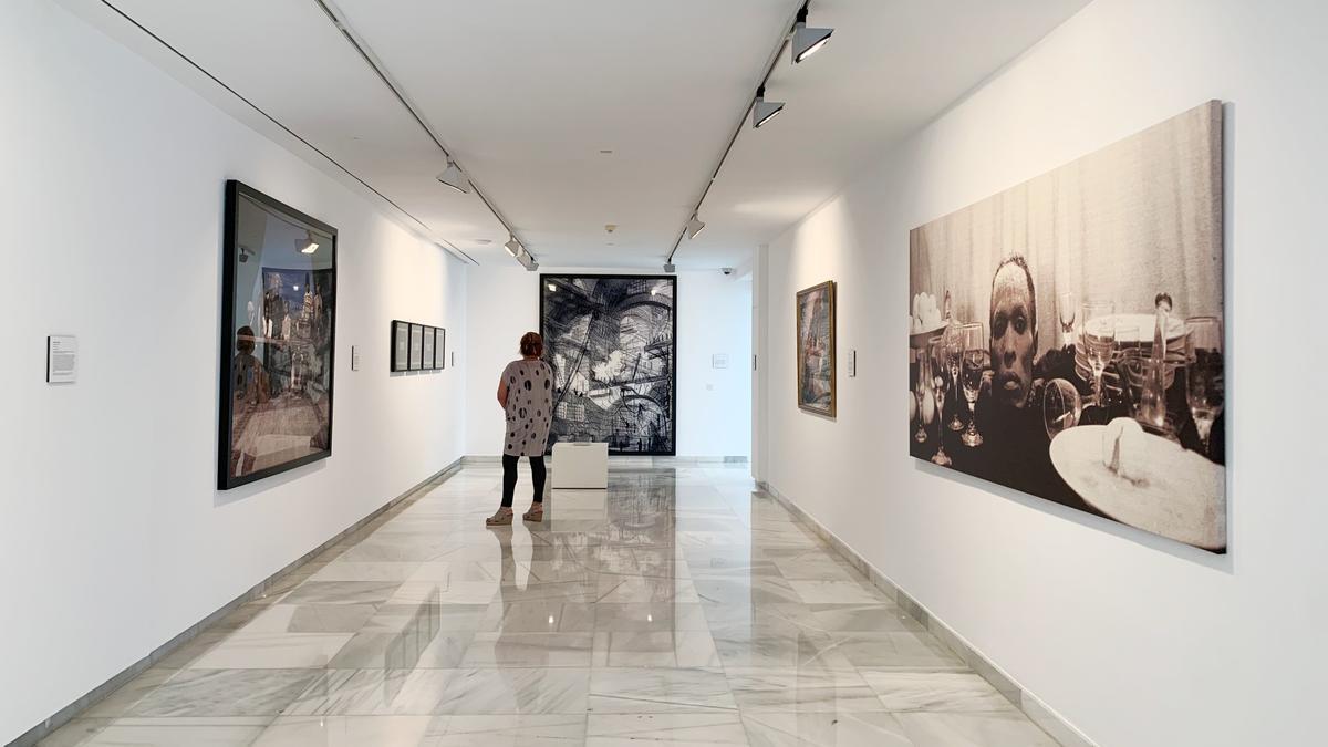 Exhibition & # 039; In Dialogue & # 039;  CAAM