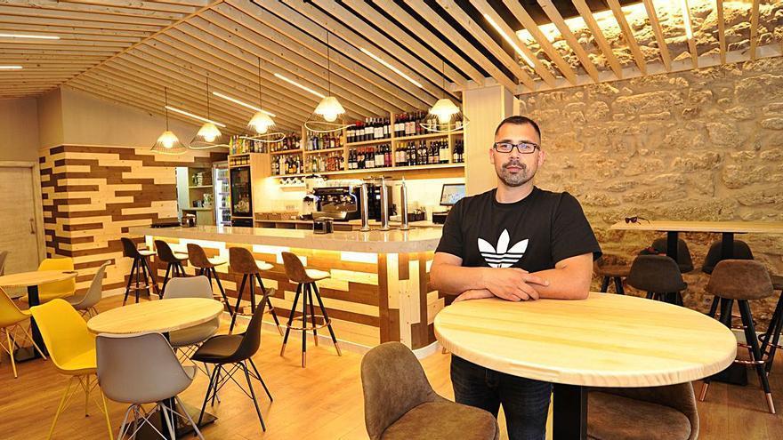 La Plazoleta, un nuevo local de hostelería para A Estrada