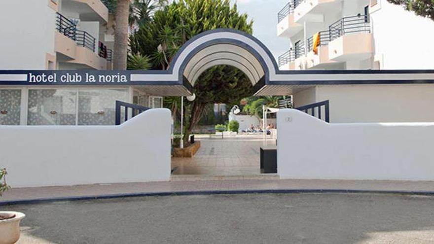 Fallece un hombre de 50 años en el hotel puente de Ibiza para enfermos de coronavirus