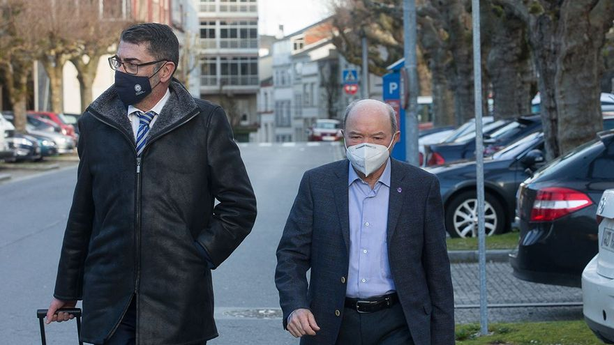 Cinco años de cárcel para el expresidente de la Confederación Hidrográfica Miño-Sil
