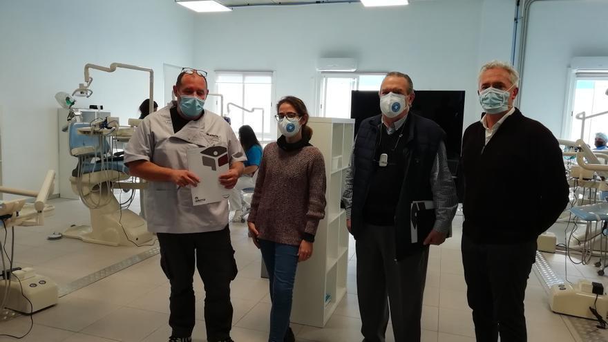 La Fundación ADEMA+ y Médicos del Mundo Baleares firman un convenio para facilitar tratamientos odontológicos a colectivos en situaciones de exclusión social
