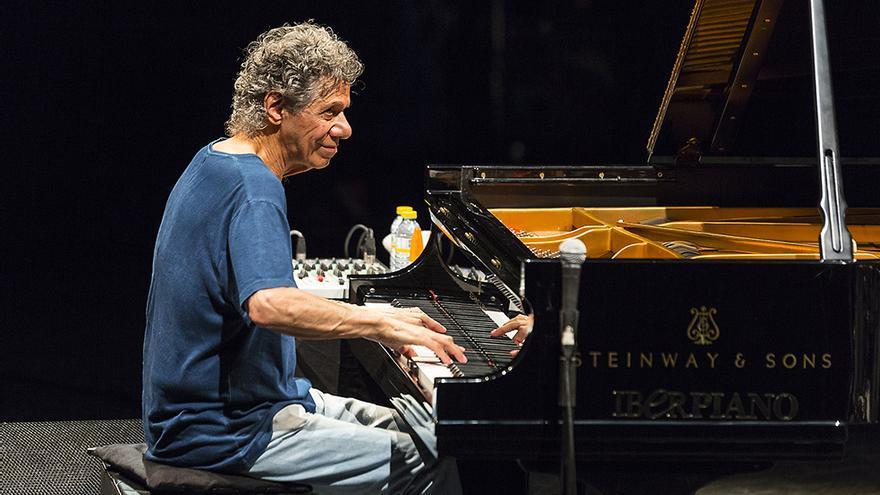 In memoriam Chick Corea, recuerdo imborrable de un gran pianista