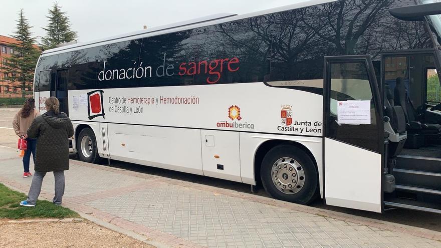Los institutos de Zamora colaboran con Donantes de Sangre