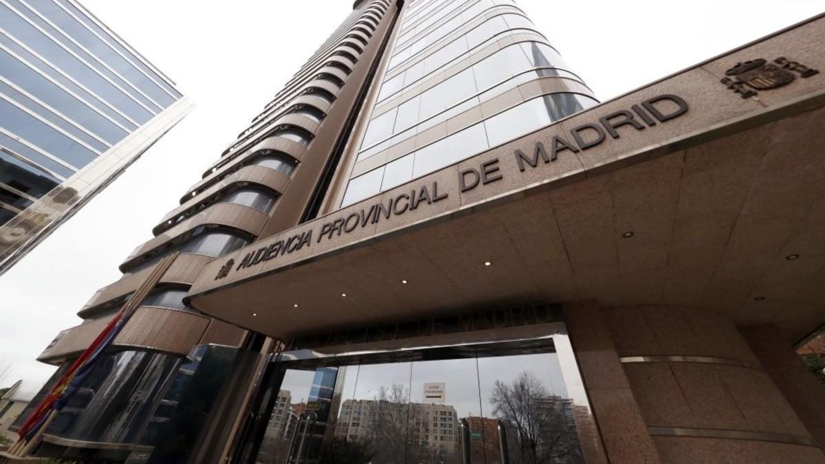 La Audiencia Provincial niega que el 'caso máster' sea prospectivo