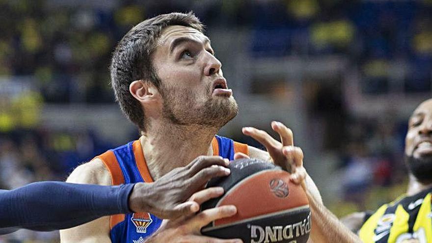 El Valencia Basket cierra noviembre en la pista del Fenerbahçe