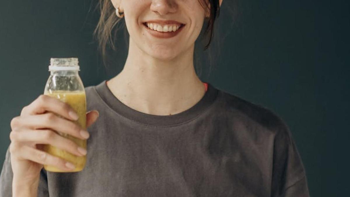 La bebida es saludable y ayuda a adelgazar
