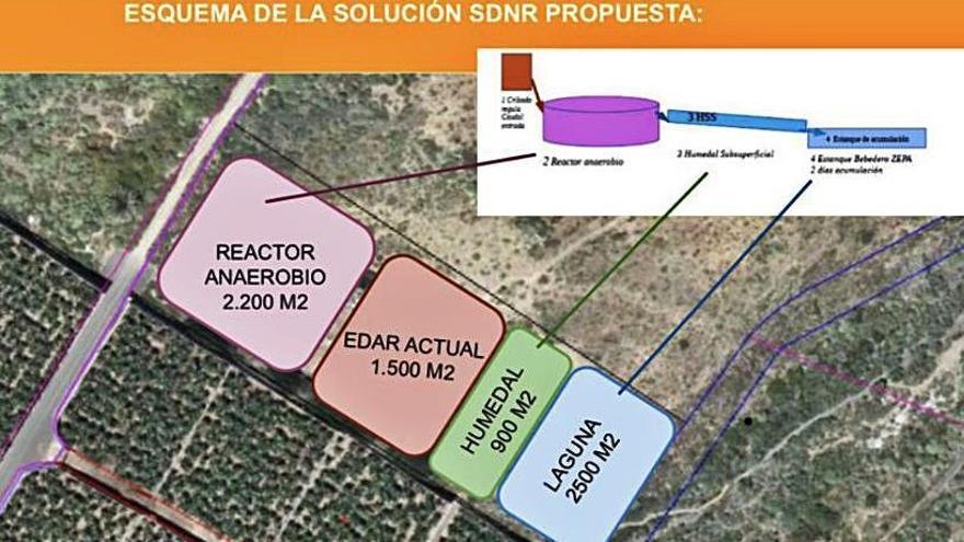 """El Cabildo admite que será """"necesario"""" reparar el emisario submarino silense"""