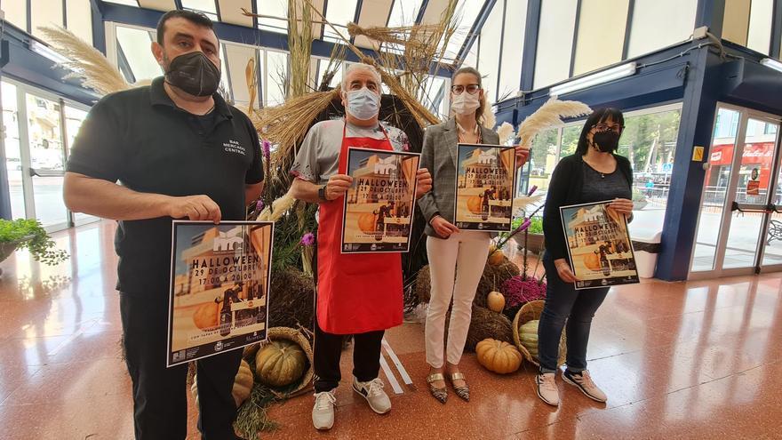 Halloween en el Mercado Central de Elda