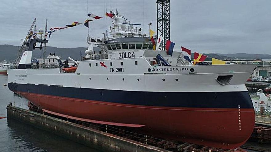 Una nueva joya gallega para Malvinas