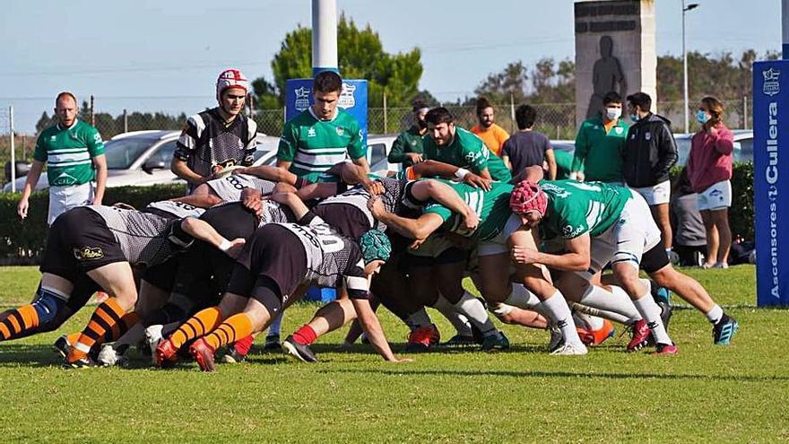 El Inter Rugby Club comienza con derrota la pretemporada