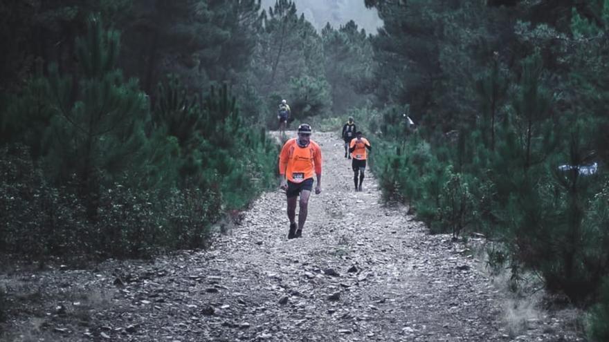El Trail La Raya regresa limitado pero con fuerza