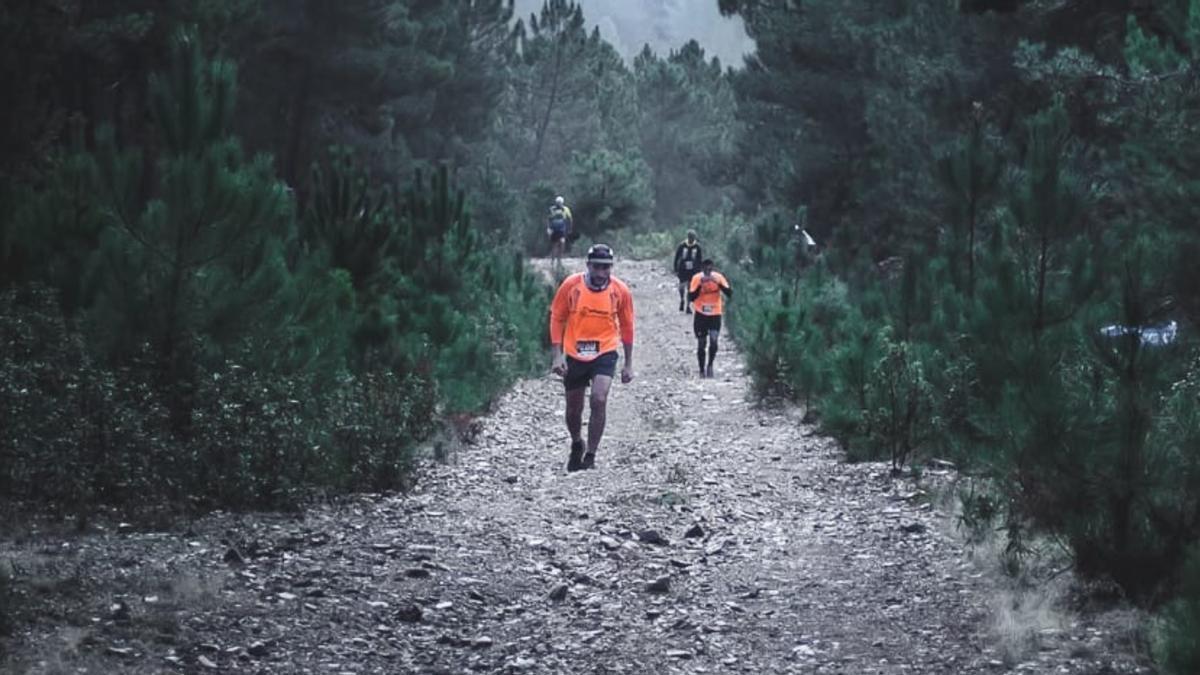 Imagen de una edición anterior del Trail La Raya