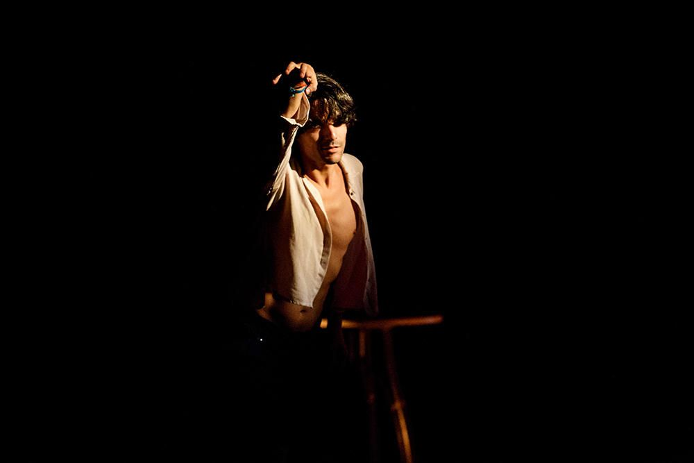 Armin Heinemann estrena el espectáculo de tango 'Regreso al amor'