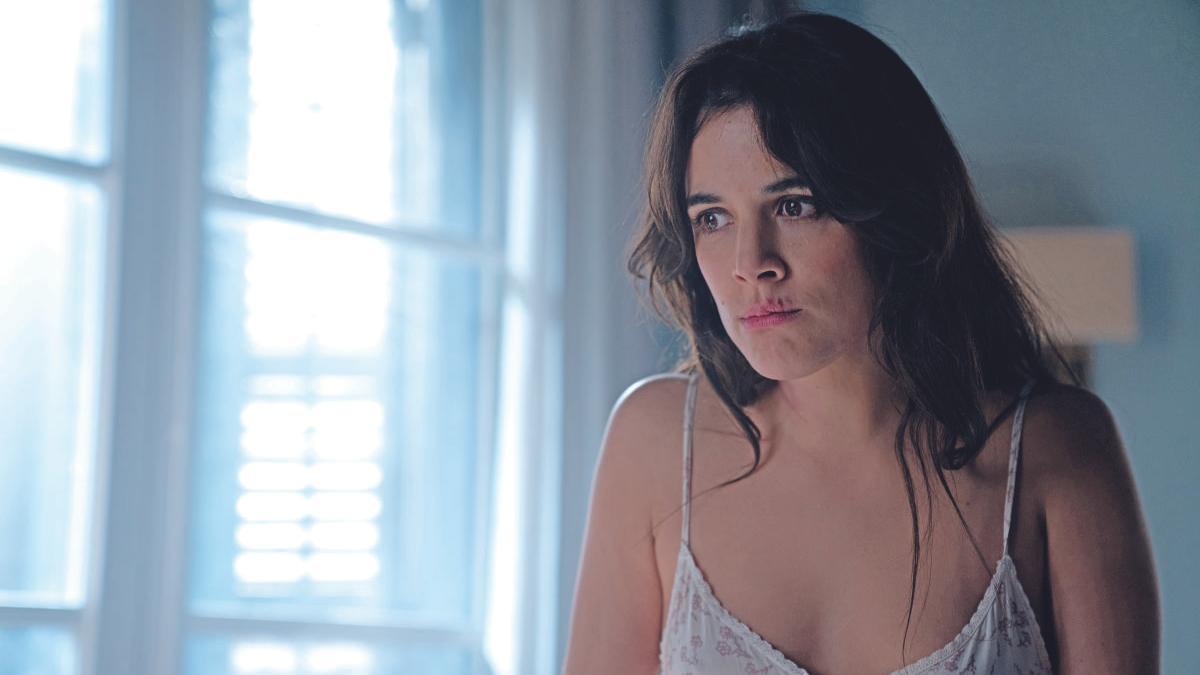 Una imagen de Adriana Ugarte.