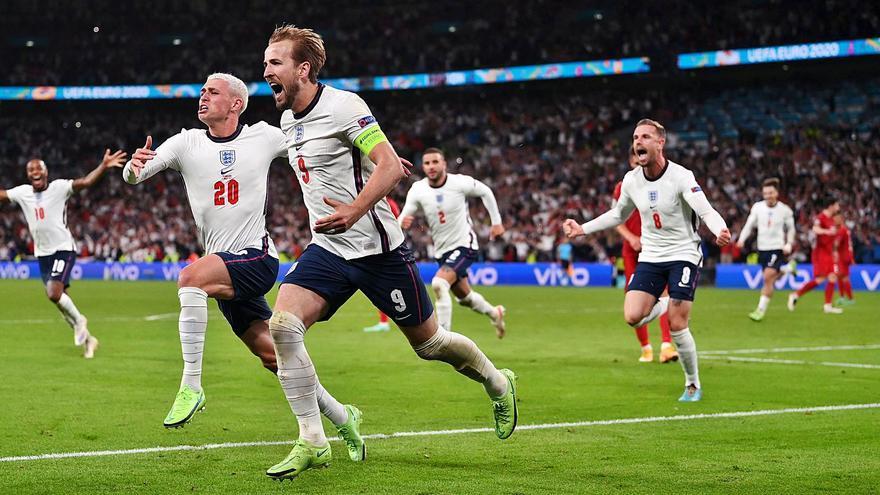 Inglaterra estará en el fin de fiesta