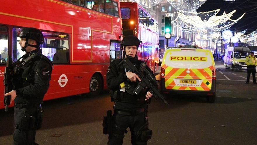 Asesinan a puñaladas a un joven español en Londres