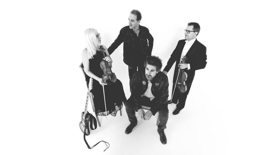 Tokaji Quartet marida música clàssica i moderna