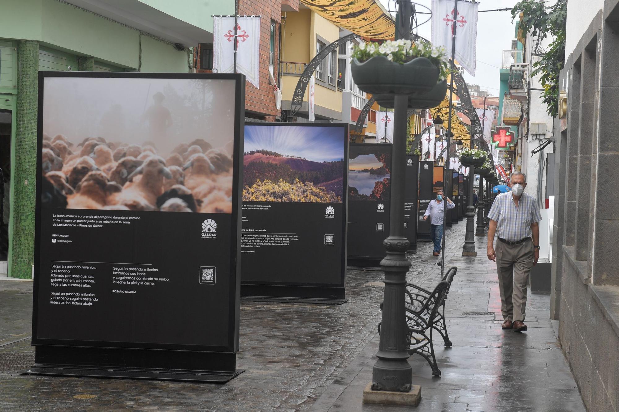 Exposición fotográfica en Gáldar
