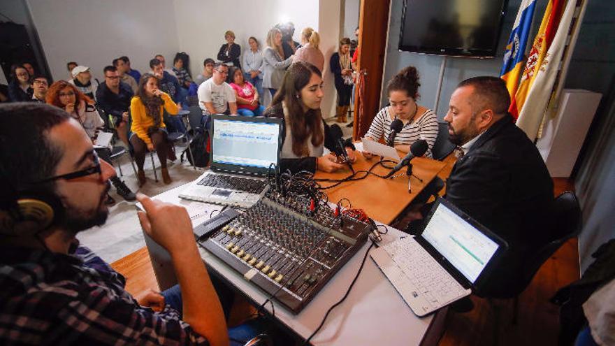 El taller de radio más inclusivo