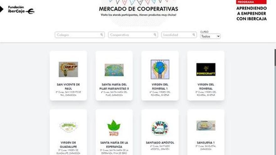 Un total de 37 centros educativos de todo Aragón han participado en la actual edición del programa.