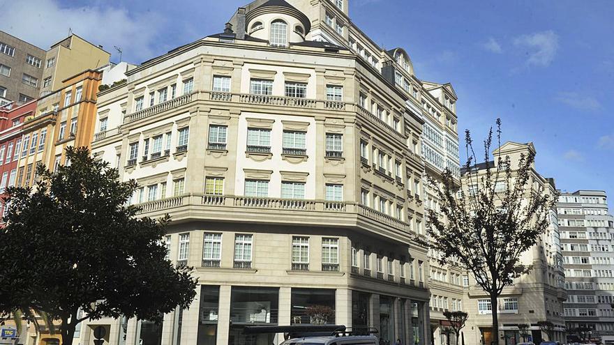 El Concello exime de responsabilidades a los arquitectos que diseñaron el edificio Fenosa