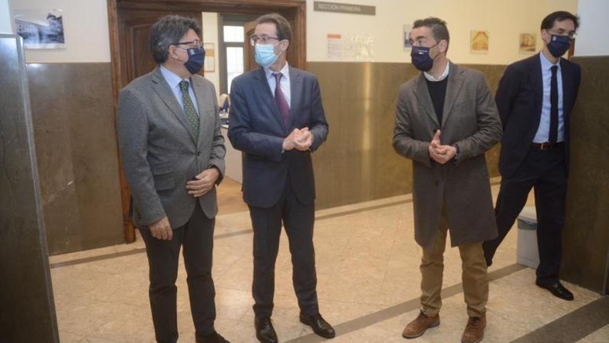 Xustiza invirtió 287.000 euros en la climatización de la Audiencia Provincial