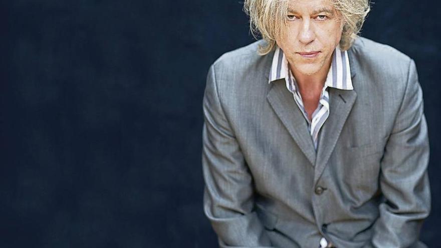 """Bob Geldof: """"La música lo es todo; me salvó la vida, literalmente"""""""