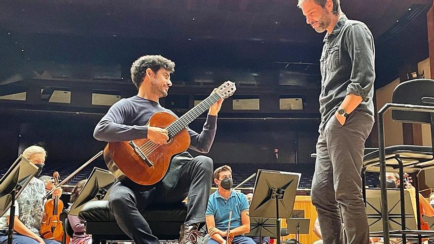 Josep Vicent dirige el concierto de los Premios Princesa de Asturias