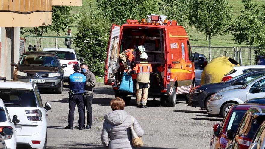 Accidente mortal en Oviedo: Fallece el conserje del IES Monte Naranco aplastado por el ascensor del centro