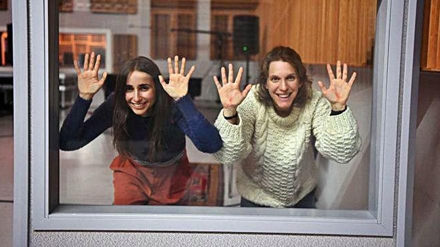 Luisa Sobral y Zahara, juntas en 'La Residencia'